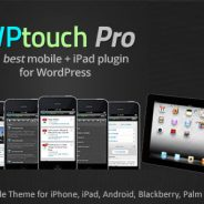 WPTouch Pro v3.8.4 Nulled