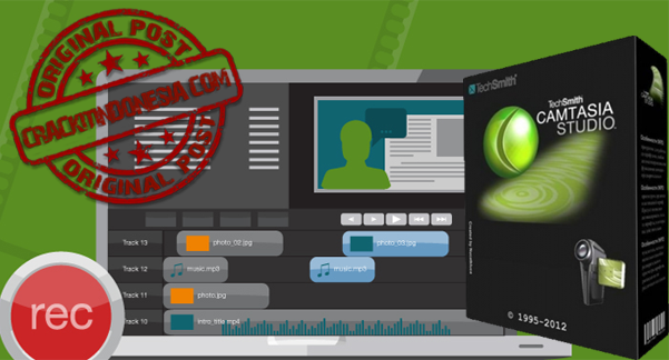 Camtasia Studio v9.1.1 Full Version (Multi User License)