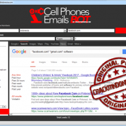 Celll Phones and Emails Bot Cracked [Reseller Pack]