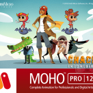 Moho Pro 12 Full Version – 2D Animations Software