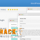 WP Review PRO v2.1.7 Nulled