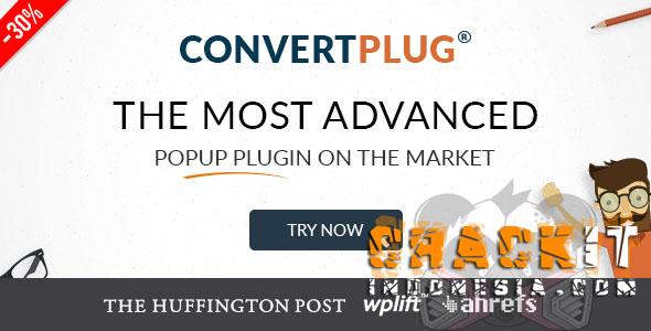 ConvertPlug v2.3.1 –  Popup Plugin For WordPress