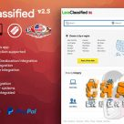 LaraClassified v2.5 – Geo Classified Ads CMS