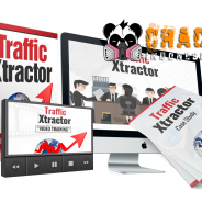 Traffic Xtractor Full Package