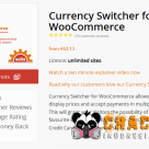 Currency Switcher for WooCommerce v3.9.13.161104