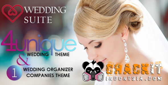 Wedding Suite v2.6.1 – WordPress Wedding Theme