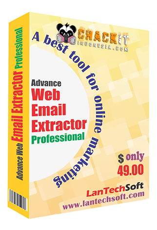 Advance Web Email Extractor Professional v6.3.3.37 Cracked