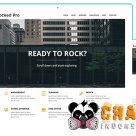 Rocked PRO v1.15 Nulled [UNLIMITED DOMAIN]