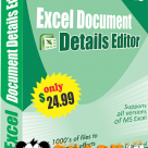 Excel Document Details Editor v2.5.0.11 Cracked