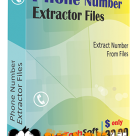 Phone Number Extractor Files v4.8.2.23 Cracked