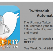 Twitterdub v1.4.3.4 Cracked