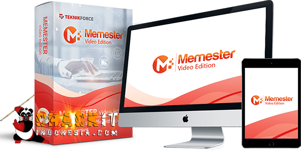 Memester Video Edition Agency v1.3.2 Cracked